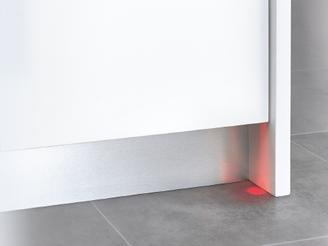 LED signalizace provozu na podlahu