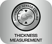 Technologie Automatic Sensor Cooking