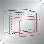 Dvouvrstvé skleněné dveře