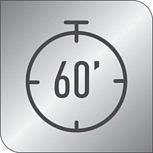 Časovač 60 minut