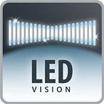 MOTORIZOVANÝ KARTÁČ S LED OSVĚTLENÍM