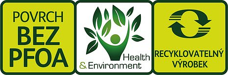 Náš závazek: Zdravé vaření, ekologické myšlení.